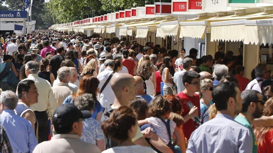 La Feria del Libro abre el 29 de mayo su 74 edición con esperanzas, tras años de bajadas