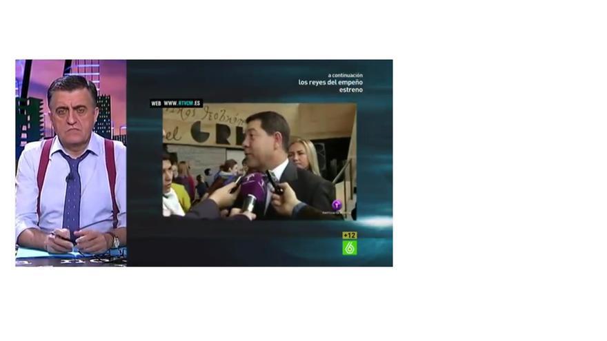 El Gran Wyoming critica Castilla-La Mancha TV / Imagen: La Sexta