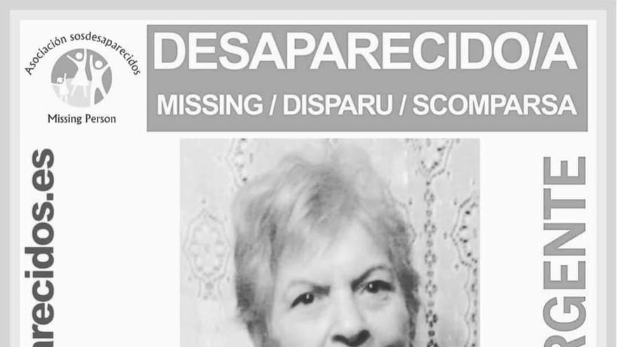 Aparece la mujer de 71 años desaparecida en La Laguna