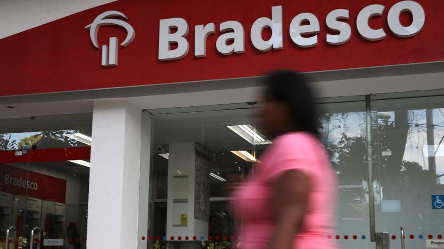 El beneficio del banco Bradesco aumenta un 73,6 % en el primer trimestre