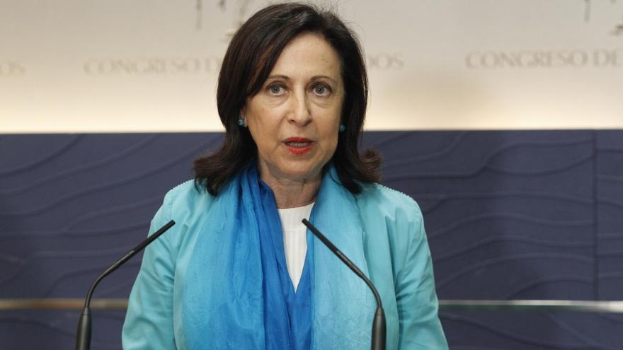 """Margarita Robles recalca a García-Page que """"no hay por qué tener miedo a la militancia"""""""