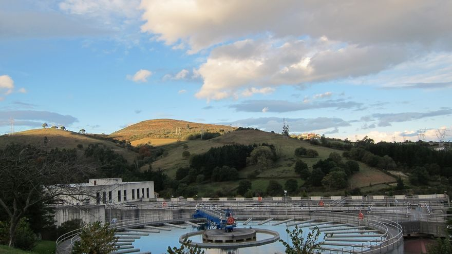 Bizkaia cuenta con reservas de agua para un año, aunque no llueva