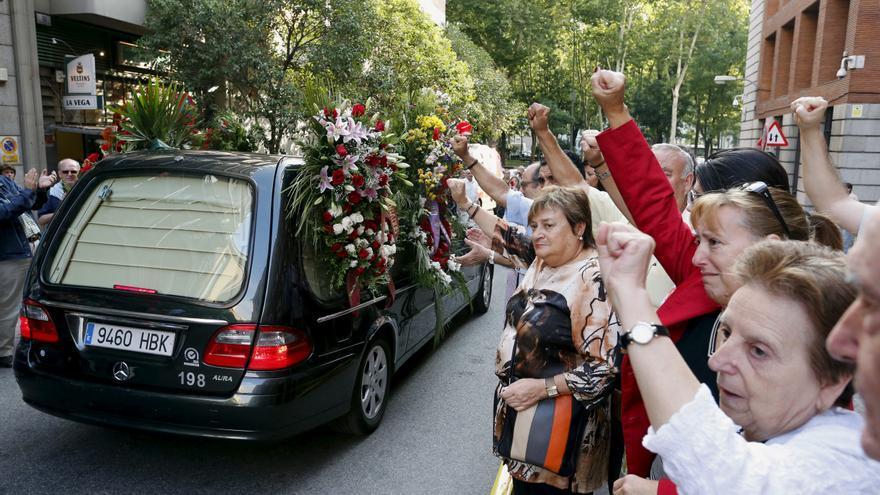 Un homenaje a Carrillo abre hoy las fiestas del PCE en San Fernando
