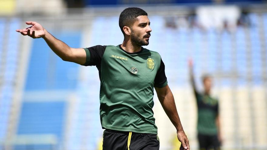 El capitán de Las Palmas Atlético tendrá su oportunidad en el primer equipo