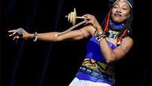 Los ritmos malienses sonaron en La Mar de Músicas con Fatoumata Diawara