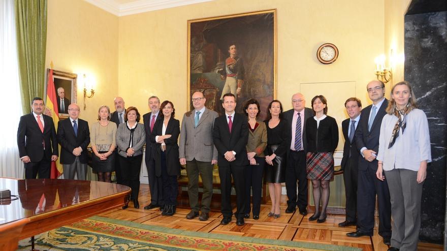 El Consejo de la Transparencia inicia en el Tribunal de Cuentas una ronda de visitas a instituciones