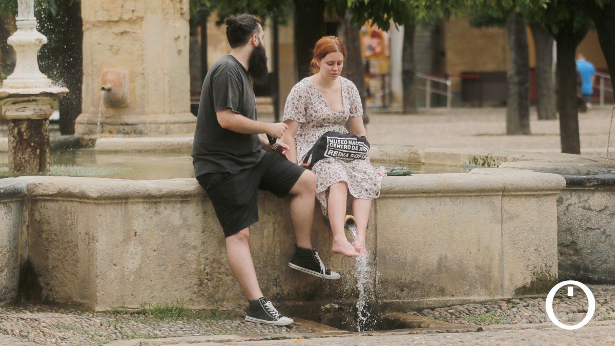 Altas temperaturas en Córdoba