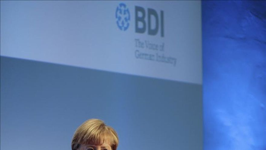 Merkel y sus socios acercan posiciones tras las tensiones en la crisis de los refugiados