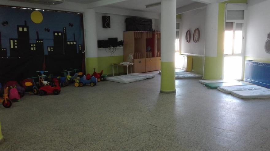 Escuela infantil 'El Olivo' de Toledo