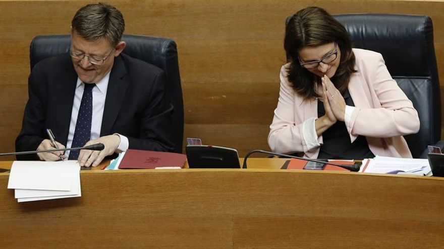 Puig: La Comunidad Valenciana perdió 1.290 millones en 2014 por la financiación autonómica