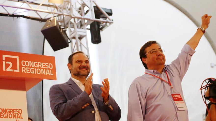 Fernández Vara José Luis Ábalos