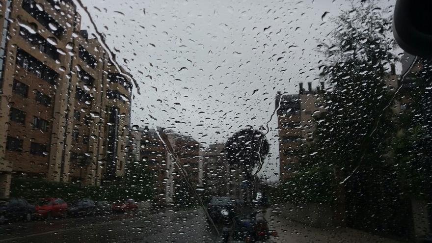 Las lluvias vuelven esta semana a Andalucía con una bajada de temperaturas que sitúa los termómetros en valores otoñales