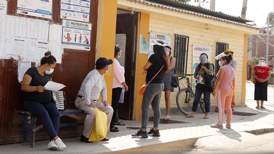 Perú: 18 candidatos a la presidencia pero ningún favorito en las elecciones generales de este domingo