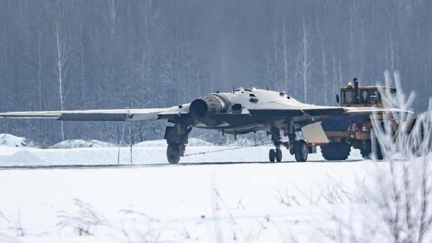 S-70 Okhotnik ruso