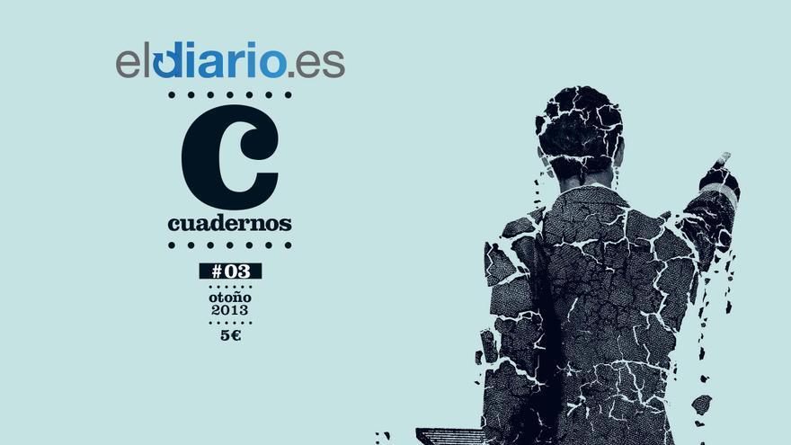 Portada del número 3 de la revista Cuadernos de eldiario.es.