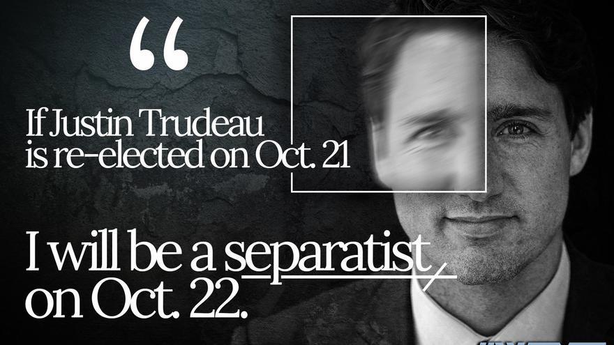 Campaña del Partido por la Independencia de Alberta durante las elecciones del 21 de octubre