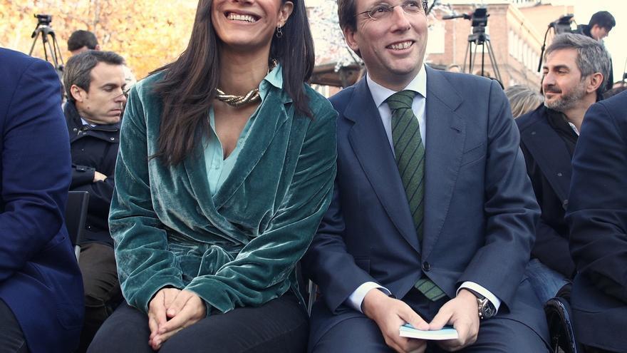 Almeida y Villacís condenan el ataque al centro de Hortaleza y piden prudencia a la espera de la investigación