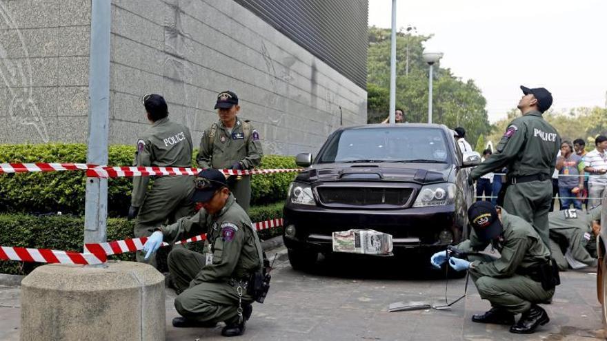 La Policía desplegará 10.000 agentes en la jornada electoral en Tailandia