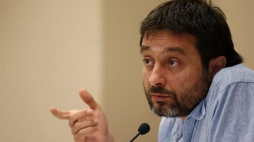 """Mayoral (Podemos): """"El PSOE no contesta y muerde la mano a los progresistas"""""""