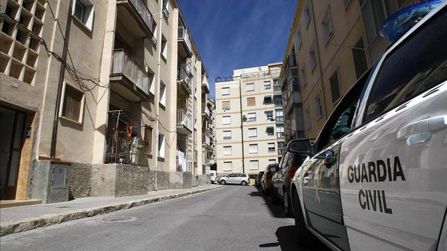 Aparece el cadáver semienterrado de un hombre al sur de Tenerife