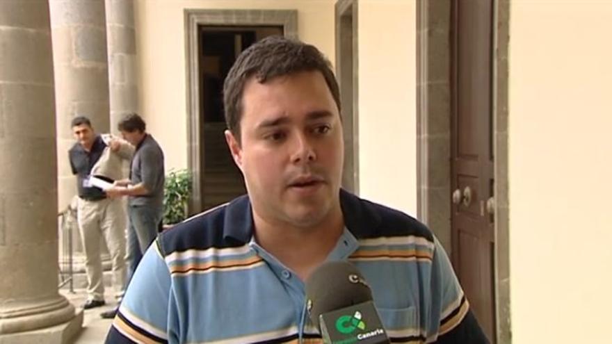 Andrés Hernández Pedreira, el principal acusado del desfalco