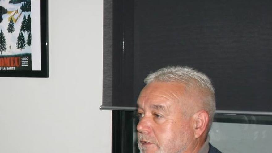 Argelio Hernández ha sido elegido para encabezar la lista de NC al Cabildo.