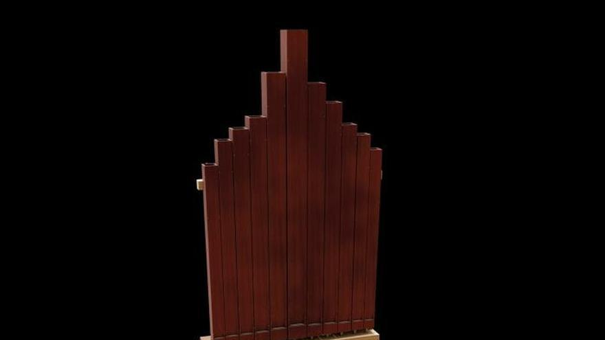 """Recrean y hacen sonar el """"gran órgano continuo"""" ideado por Da Vinci"""