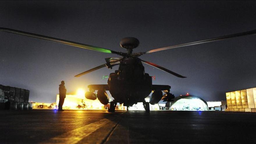 El R.Unido confirma la detención de casi 90 afganos en una de sus bases