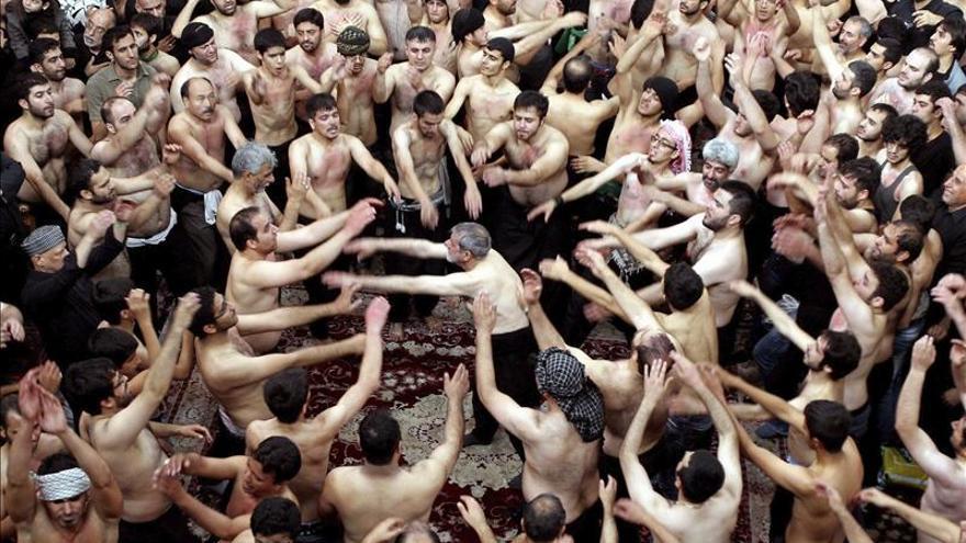 Irán conmemora la Ashura lejos de la violencia que viven sus vecinos iraquíes
