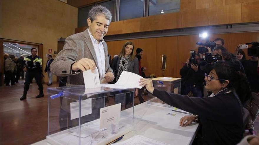 """Homs llama a acudir a las urnas, porque """"la política se hace votando"""""""