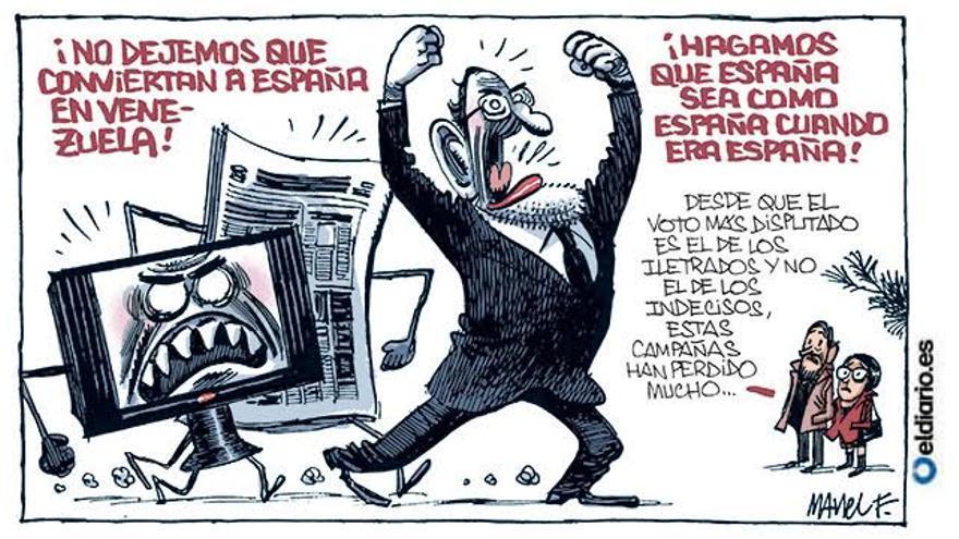 No somos Venezuela