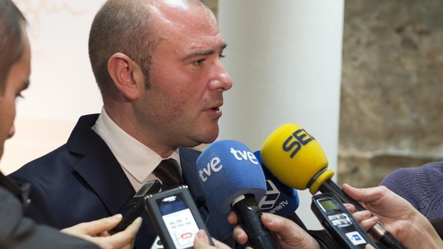 El alcalde de Faura y diputado provincial, Toni Gaspar