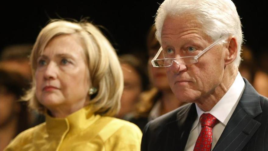 Bill Clinton participará esta semana en la campaña de su esposa por primera vez