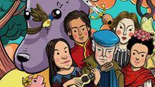 Nueve libros ilustrados para compartir con pequeños lectores