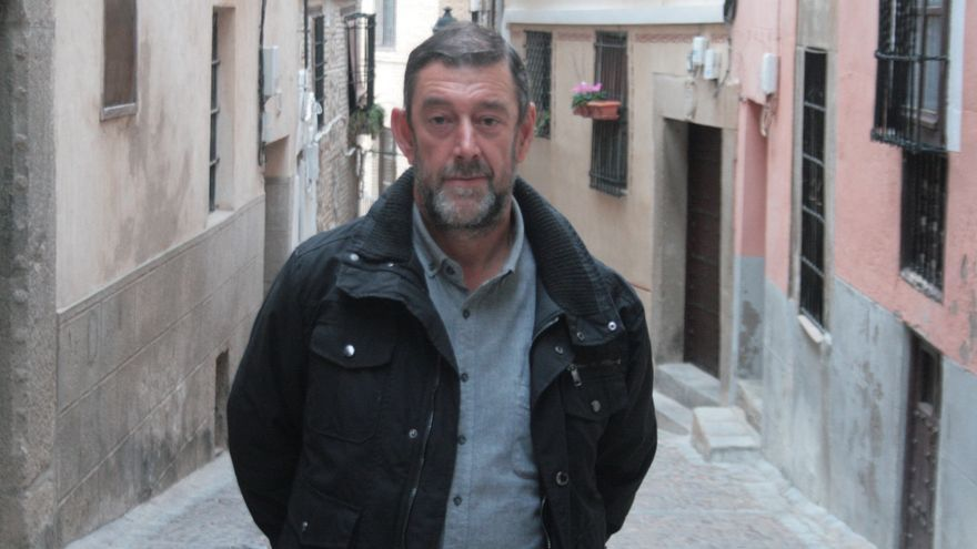 Alejandro Ávila, candidato de IU al Gobierno de Castilla-La Mancha