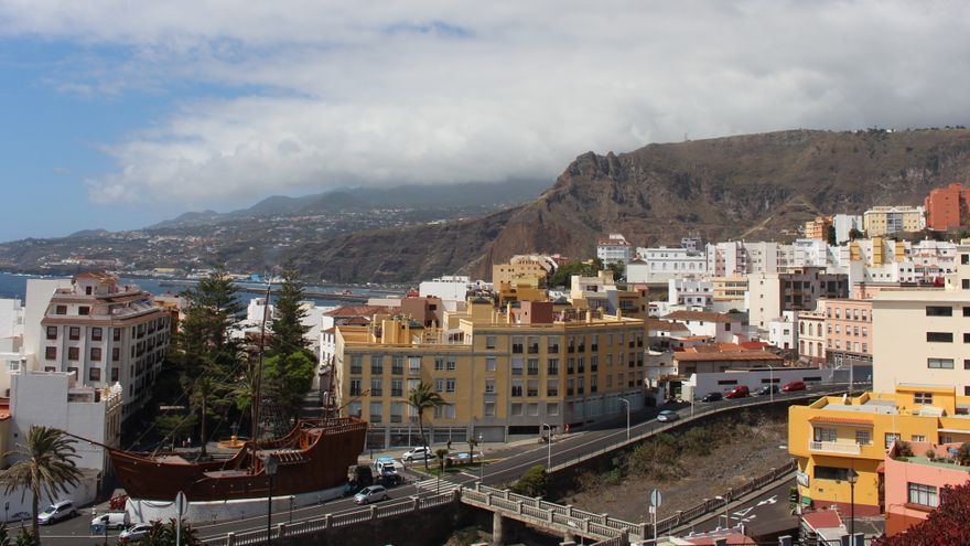 Imagen de Santa Cruz de La Palma.