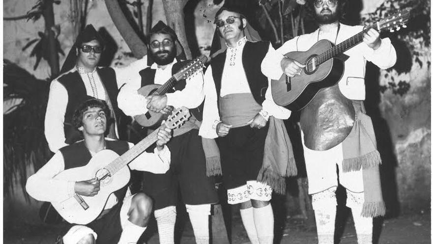 Foto de archivo de 'Los Benahoare'.