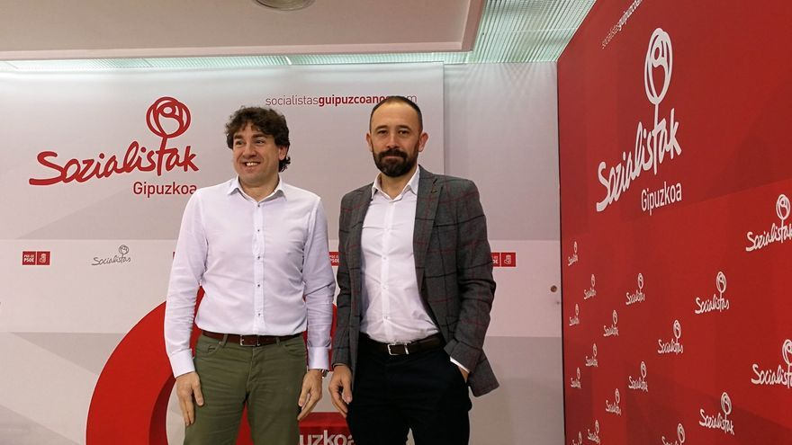 """Andueza (PSE-EE) dice que """"el concepto de nación es muy amplio"""" y que Castilla-La Mancha también puede serlo"""