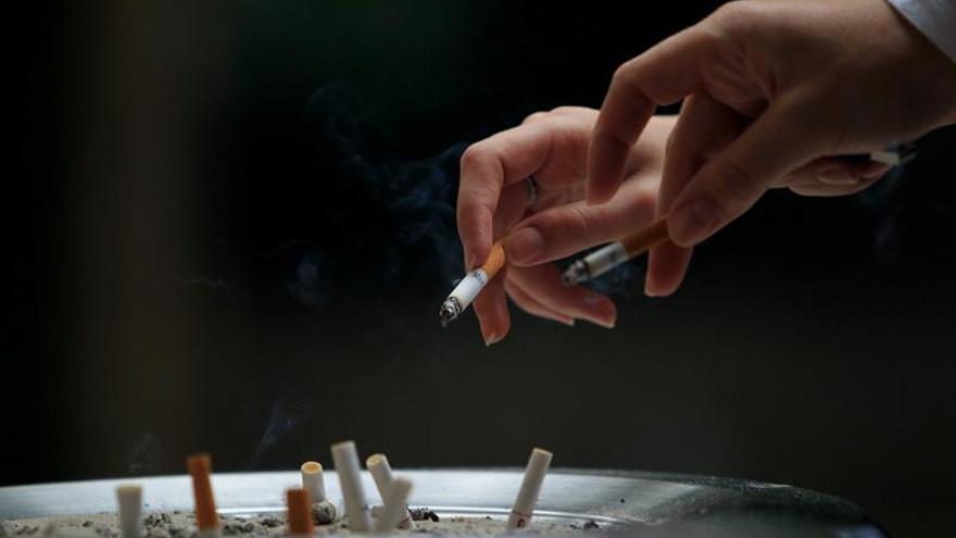 Trece detenidos tras la incautación de 26 toneladas de tabaco de contrabando