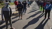 Perú vuelve a registrar más de 100 fallecidos y 4.000 contagiados en un día