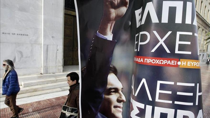 """Syriza celebra la compra de bonos y dice que contradice el """"mensaje del miedo"""""""