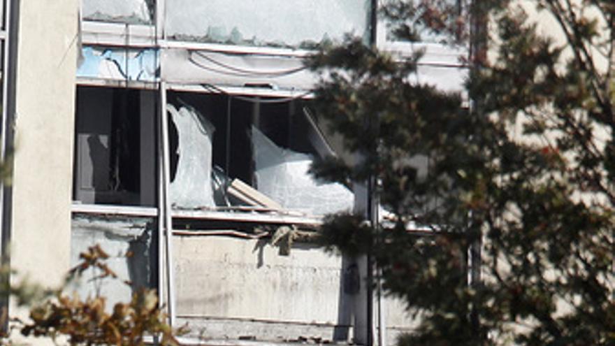 Atentado con coche bomba en Londonderry
