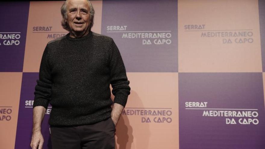Serrat, Scorsese y Banderas, entre los candidatos al Premio Princesa de las Artes