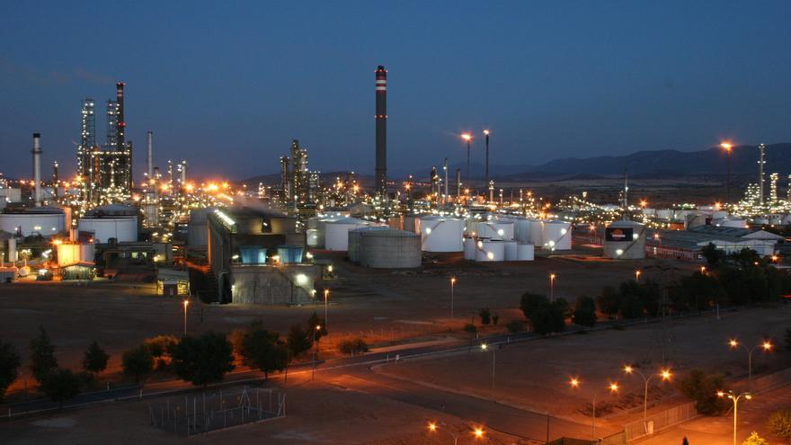 Petroquímica Puertollano