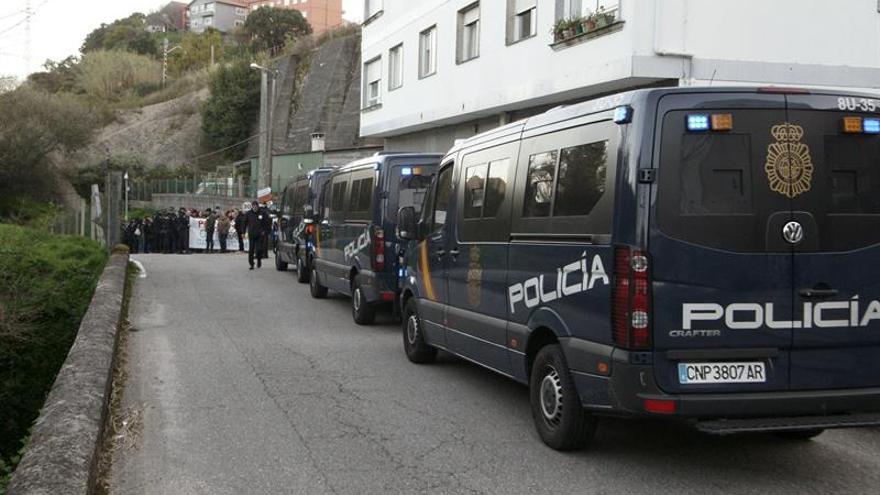 """Los trabajadores de Pescanova salen a la calle para pedir un convenio """"justo"""""""