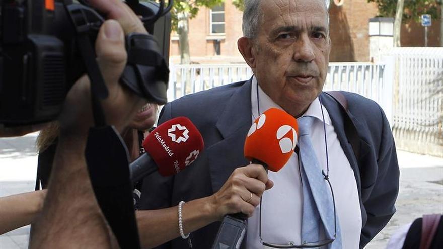 La jueza del caso Máster rechaza investigar el desvío fondos de Álvarez Conde