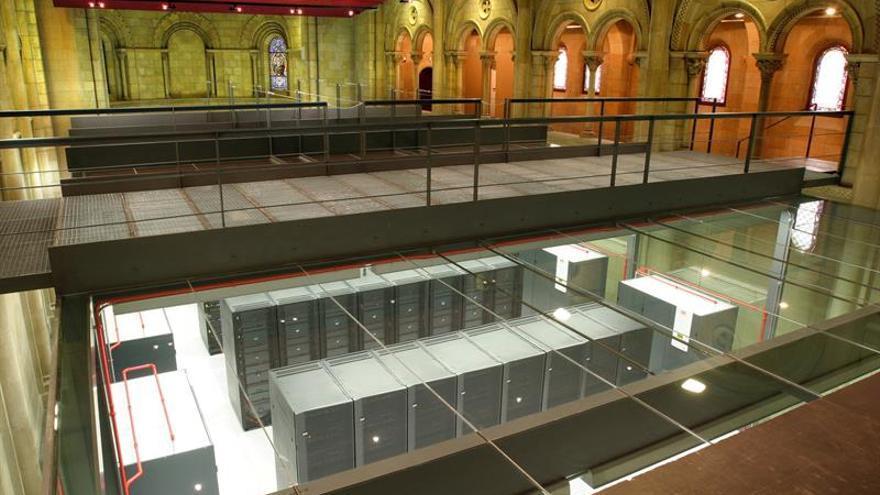 El MareNostrum de Barcelona, elegido el centro de datos más bonito del mundo