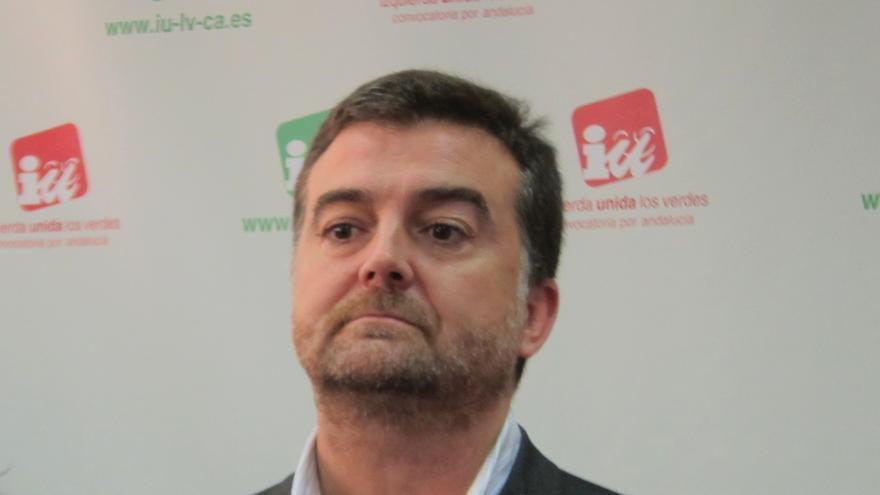 """Maíllo (IULV-CA) denuncia una """"estrategia para cargarse"""" a los sindicatos de clase, aprovechando unas """"malas prácticas"""""""