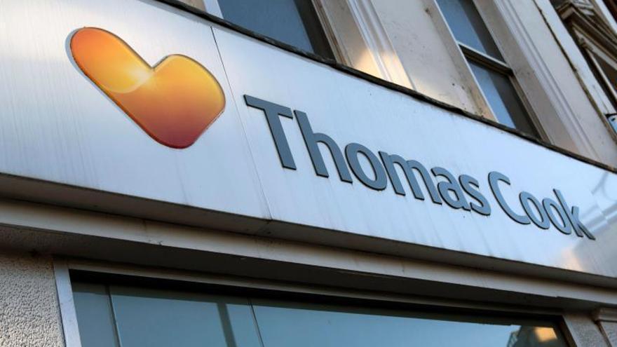 Thomas Cook mantendrá una reunión de emergencia para tratar de asegurar su futuro