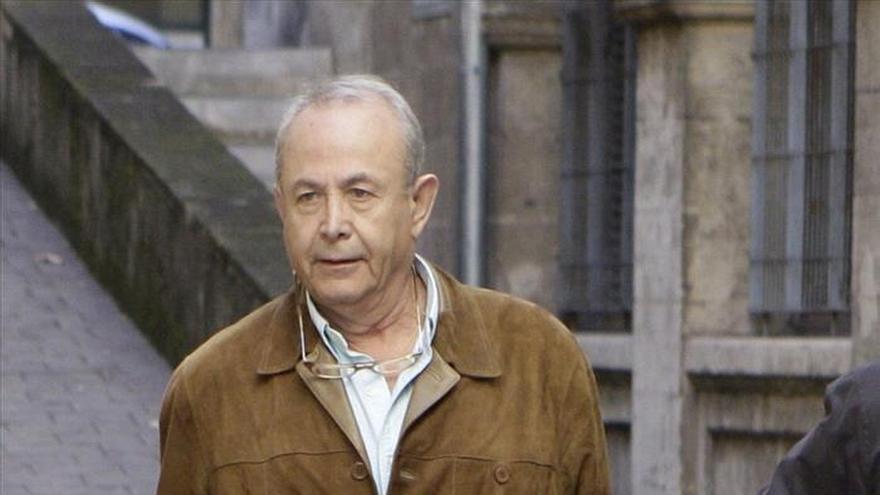 Castro aclara que el embargo a Jorge Vela es por 2,4 millones y no por 2,7